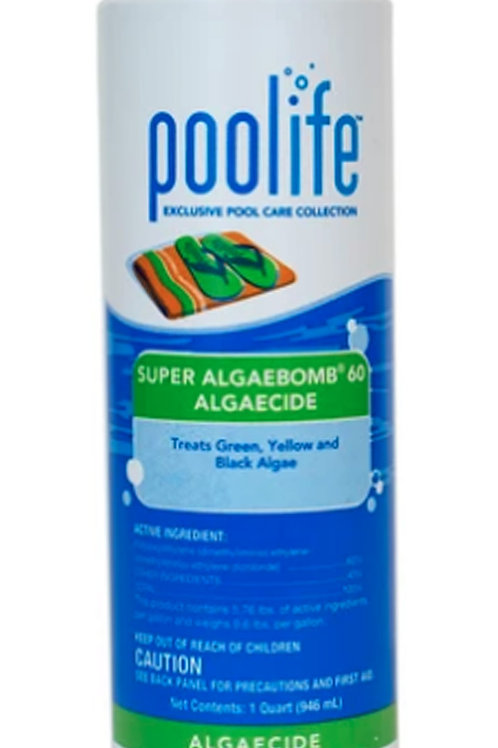 Poolife Super Algae Bomb 60 1Qt
