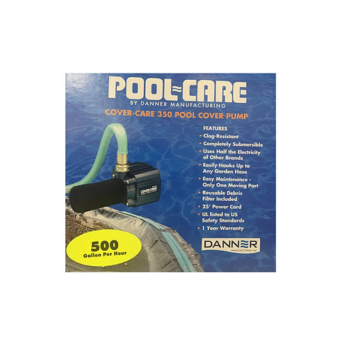 Cover Care cover pump 500 GPH