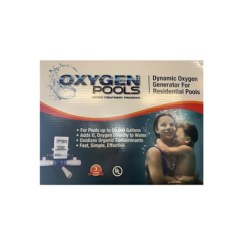 Oxygen Pool System