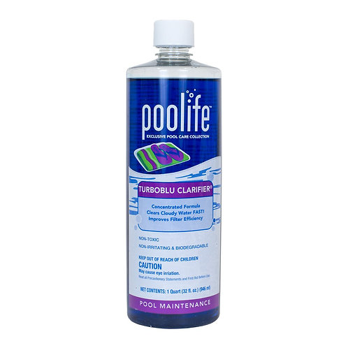 Poolife TurboBlu Clarifier 1Qt