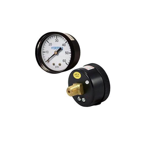 Rear Mount Pressure Gauge 60 PSI