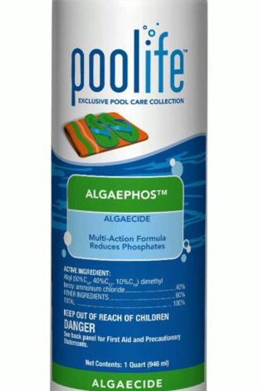 Poolife Algaephos Algaecide 1Qt