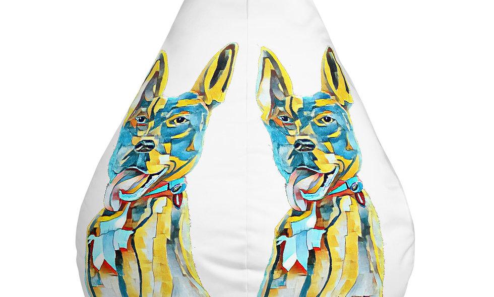 Bean Bag Chair Cover - Abstract - Stella the Wonder Dog