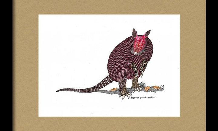 Original Art Printed on Archival Paper