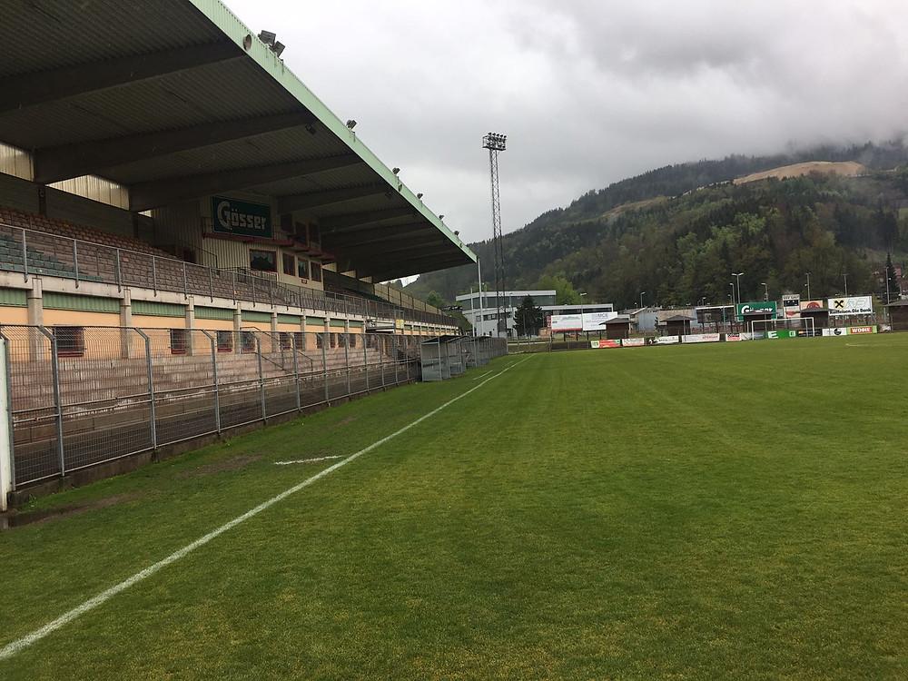 Donawitz Stadion DSV Leoben