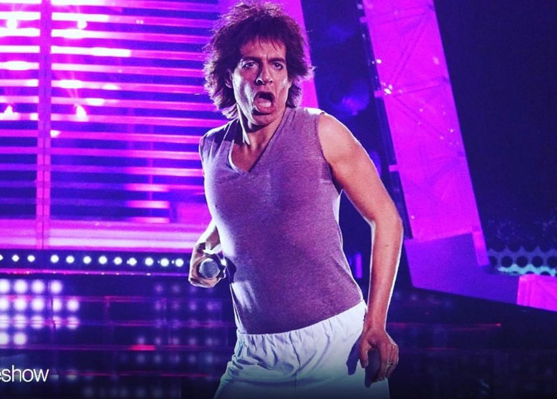 Giovanni in Mick Jagger
