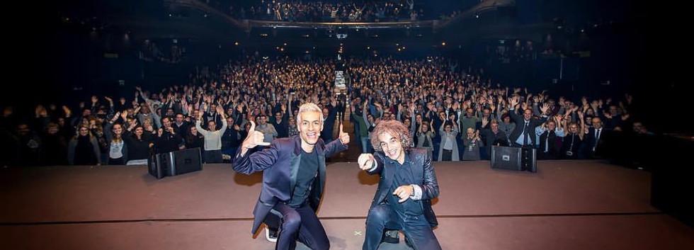 Teatro Nazionale, 4 dicembre 2018