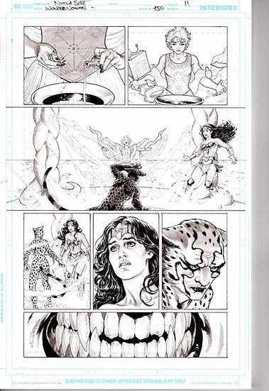 Wonder Woman 750 page 11