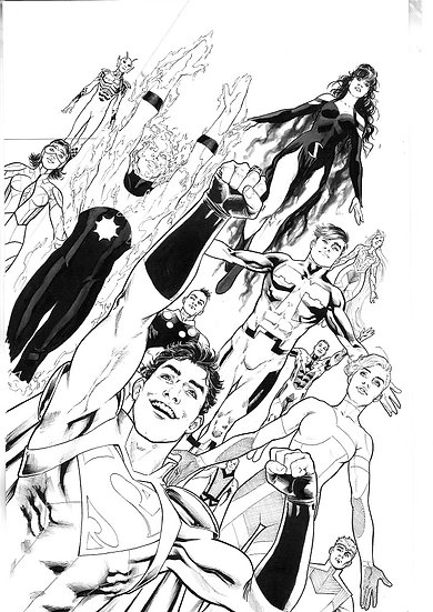 Legion of Super-Heroes Cover 11