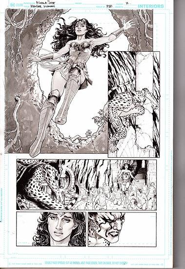 Wonder Woman 750 page 7