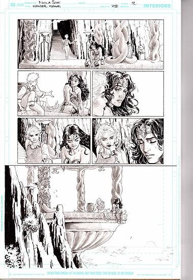 Wonder Woman 750 page 12