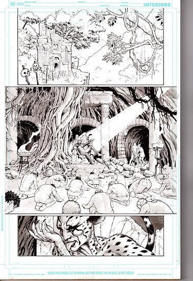 Wonder Woman 750 page 6