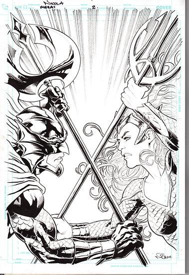 Mera: Queen of Atlantis #2