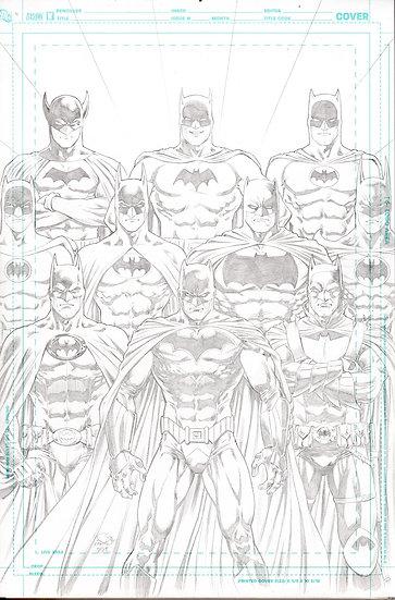 Detective Comics 1000 Variant Cover