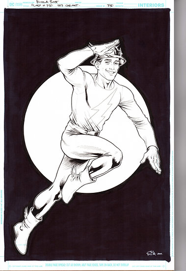 Flash 1940's cover