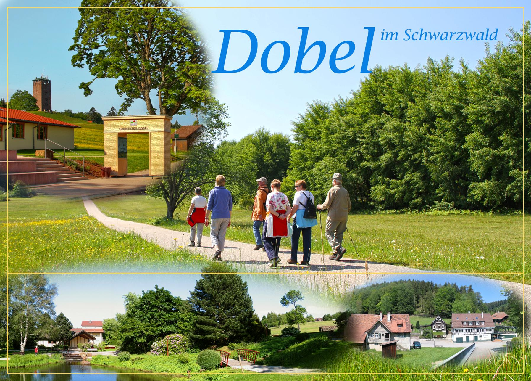 Postkarte Mannenbachheide