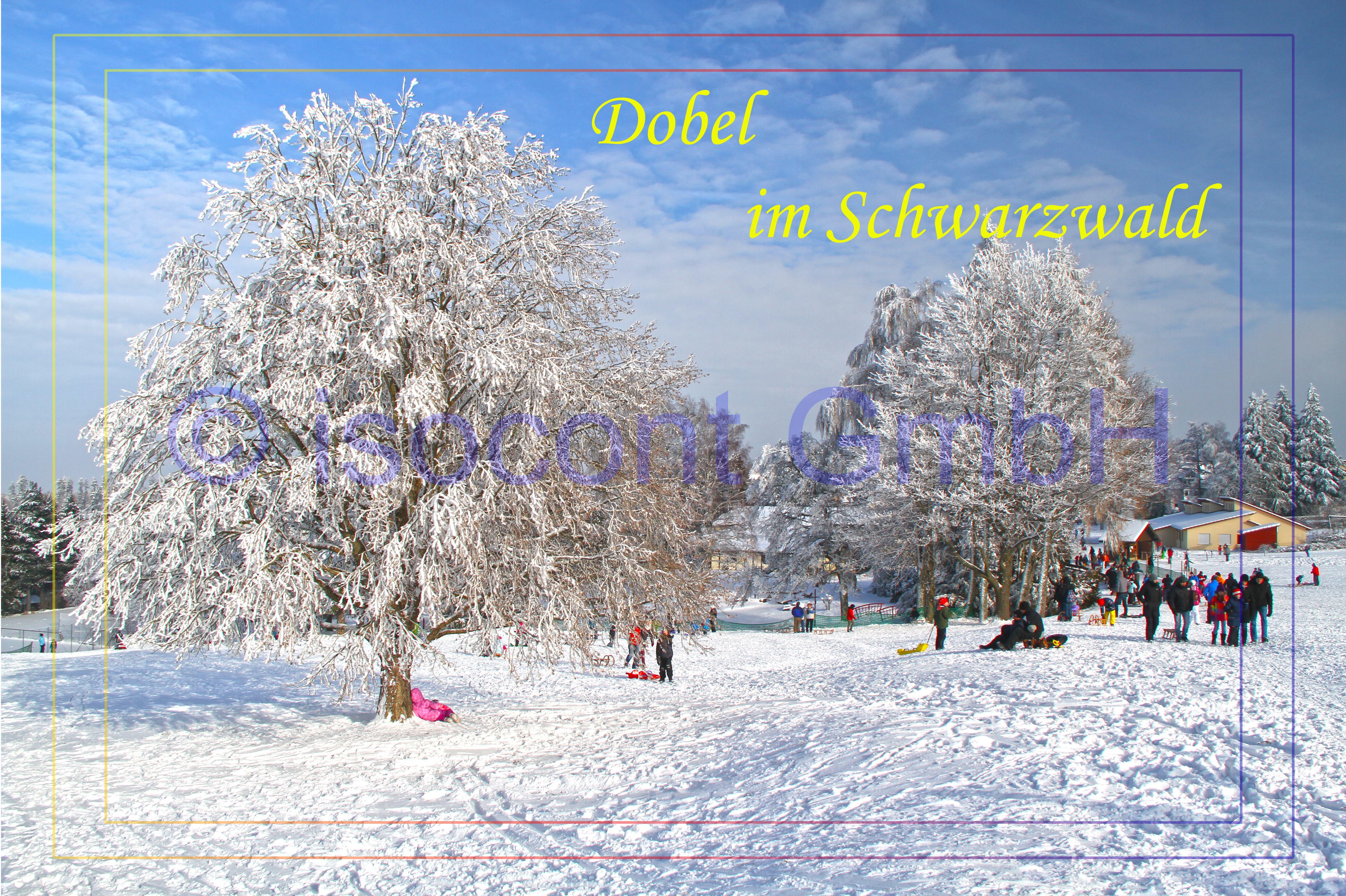 Dobel, Heie (Postkarte)b-1