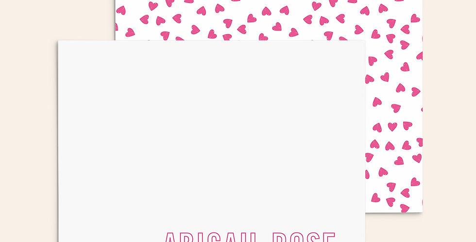 Mini Hearts ▪ Pink