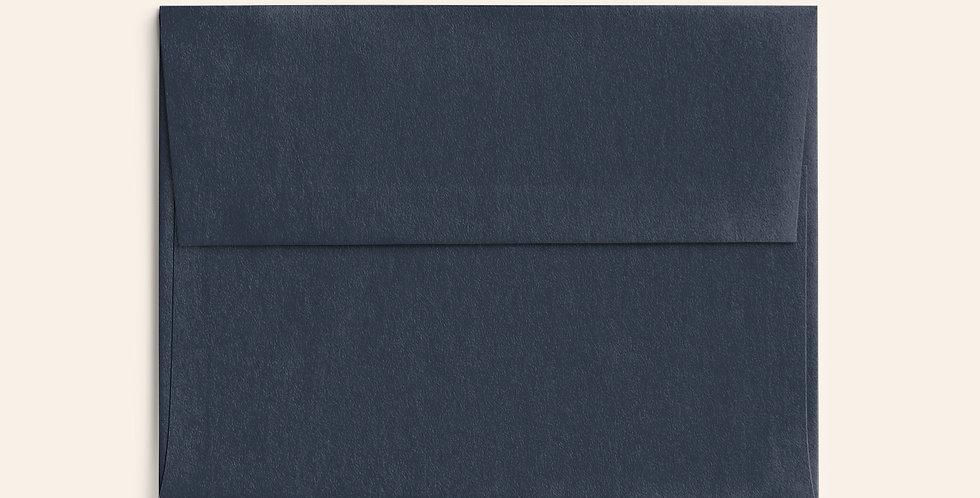 Colored Envelope - Cobalt