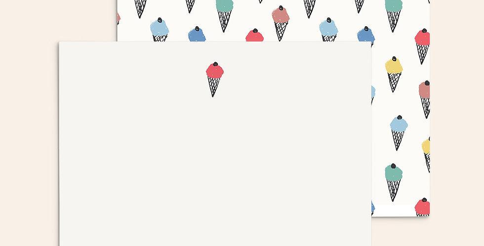 Ice Cream Cones ▪ Rainbow
