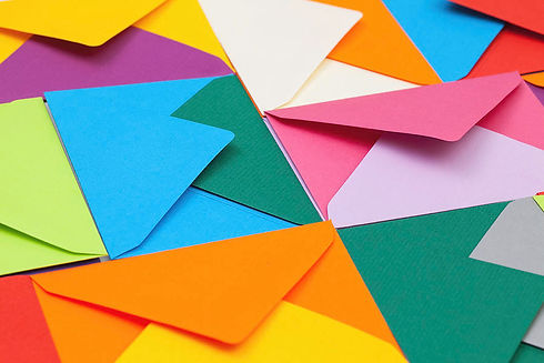 1-different-colored-envelopes-on-the-des