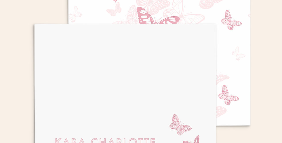 Butterfly Burst ▪ Pink