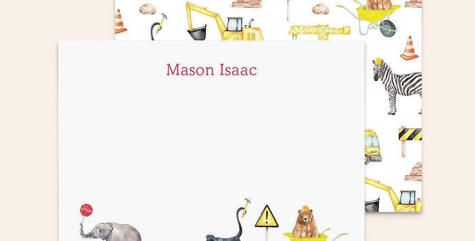 Animal Construction Zone