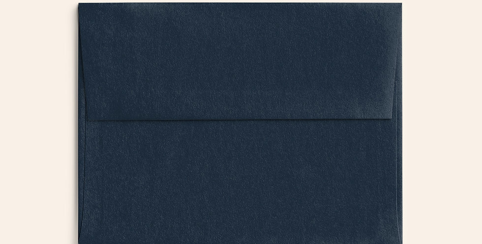 Colored Envelope - Imperial Blue