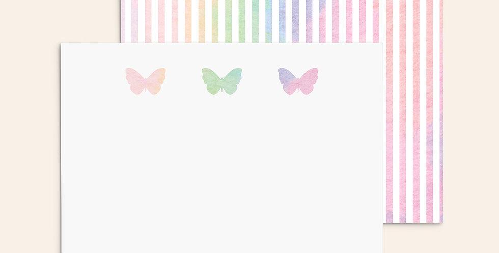 3 Butterflies ▪ Rainbow