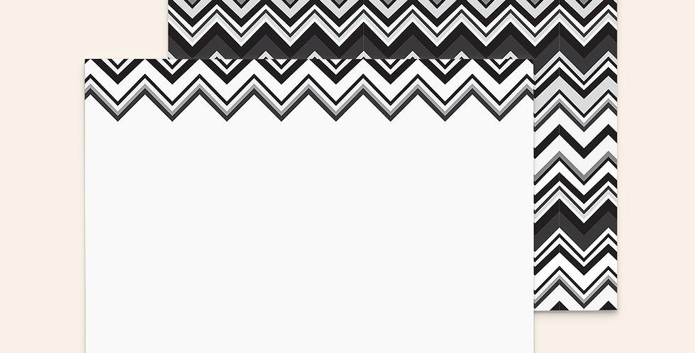 Lamé ▪ Black & White