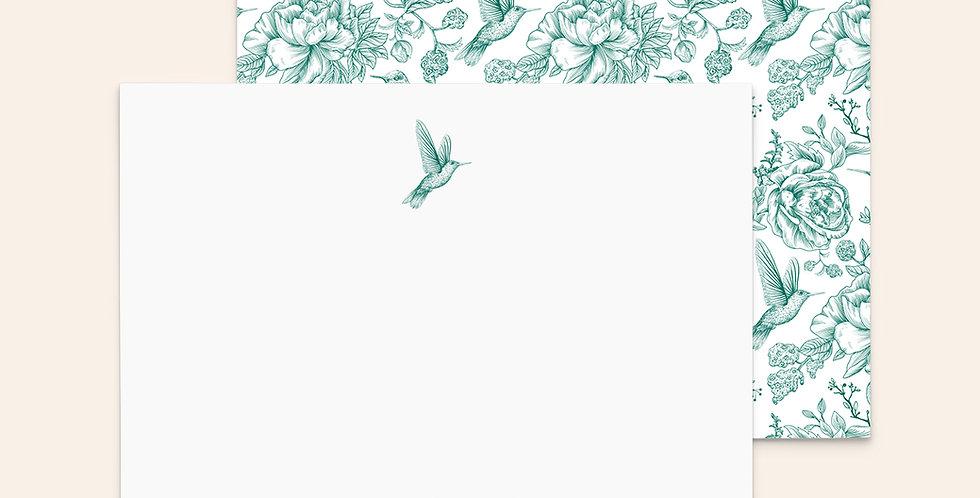 Green Bird Garden