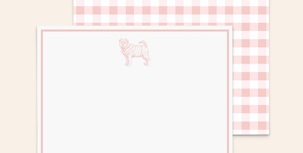 Puppy Paper • Pink