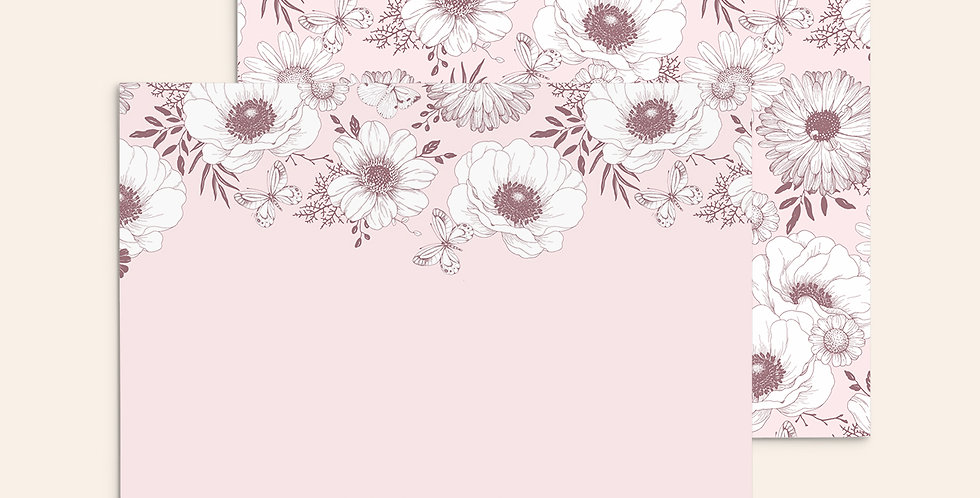 Garden Party ▪ Pink