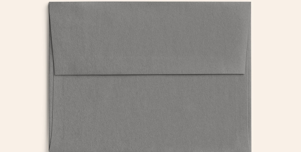 Colored Envelope - Smoke