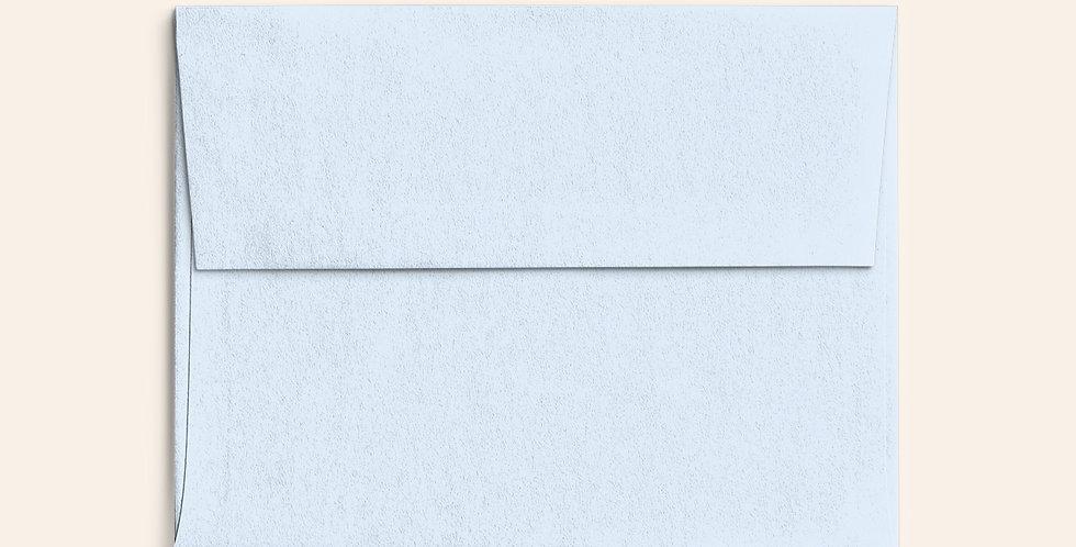 Colored Envelope - Cool Blue