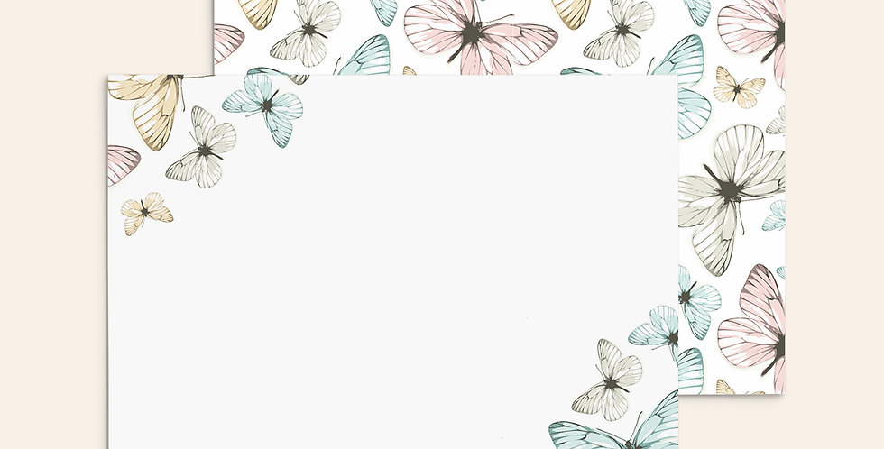Pastel Papillon
