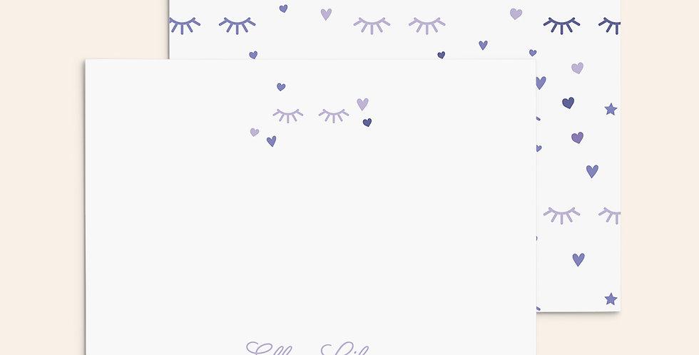 Eyelashes ▪ Purple