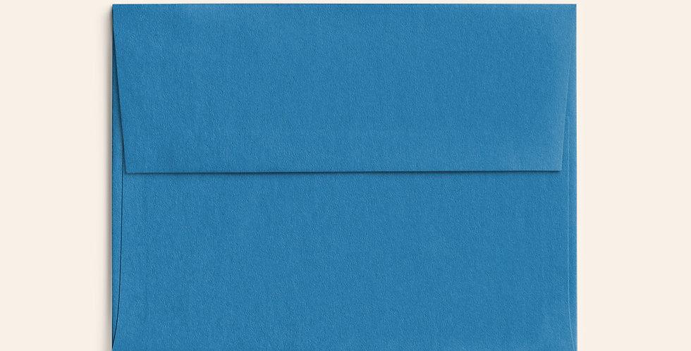Colored Envelope - Adriatic