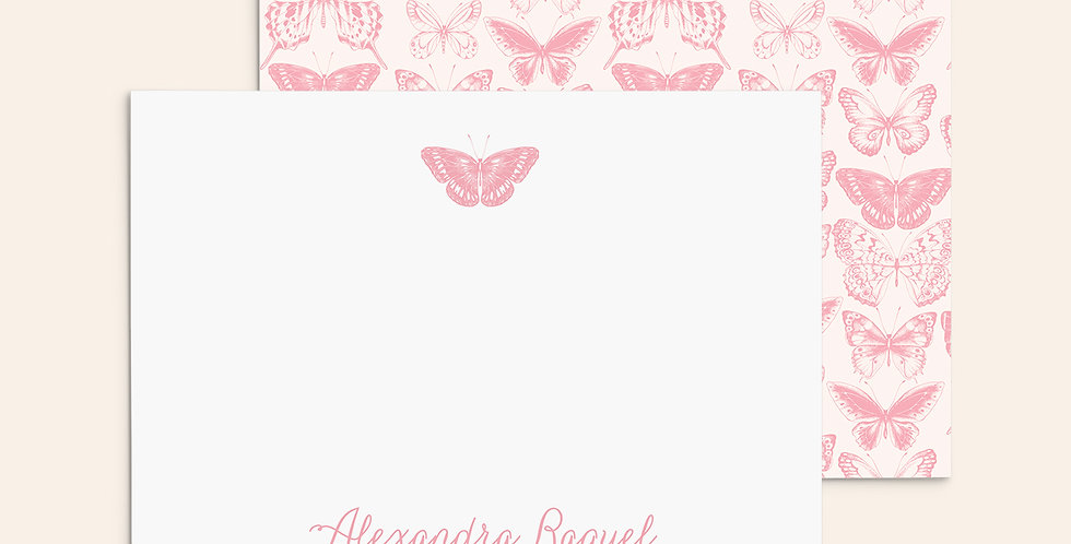 Butterfly Specimens ▪ Pink