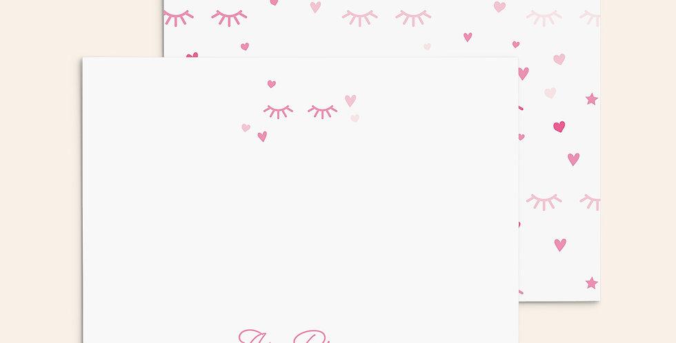 Eyelashes ▪ Pink