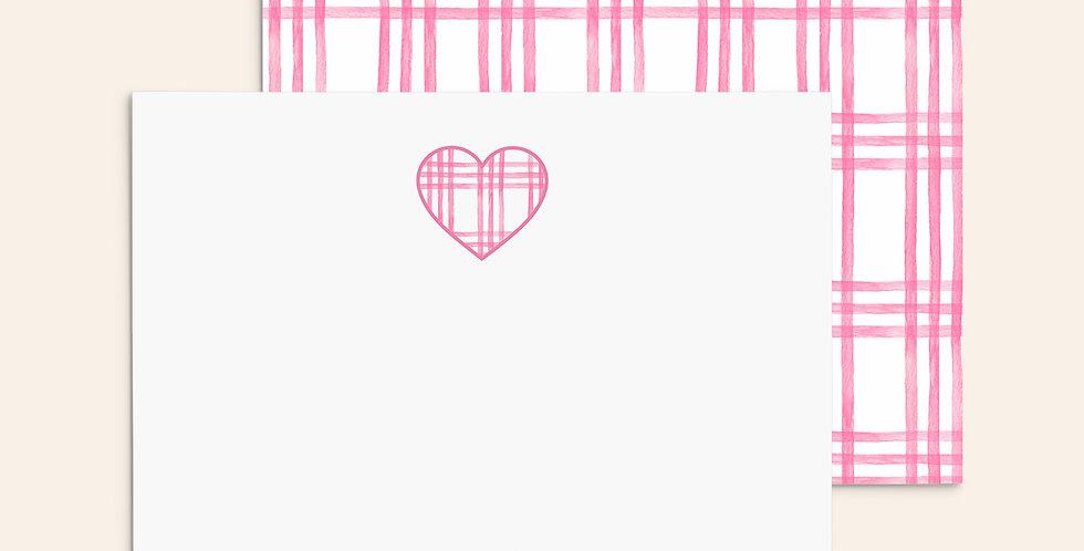 Gingham Love ▪ Pink