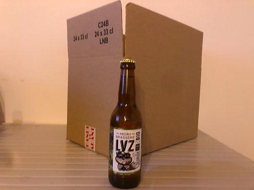 Carton de Bière blonde x24