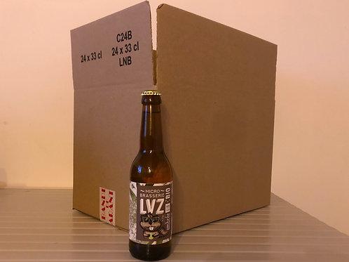 Carton de Bière ambrée x24
