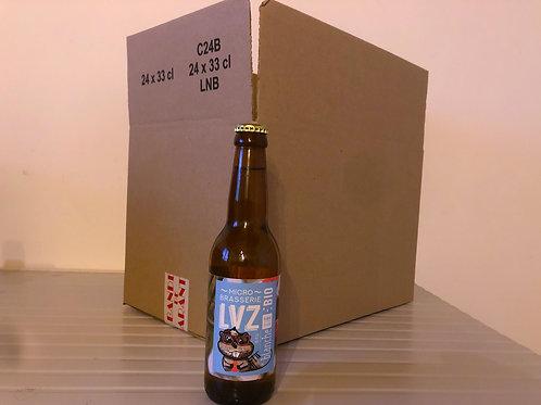 Carton de Bière blanche x24