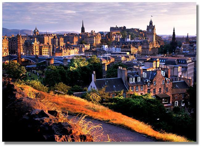 Mindy's Scotland Education, Edinburgh