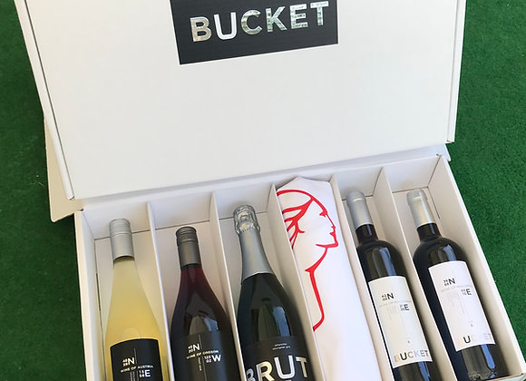 Bucket giftbox xl
