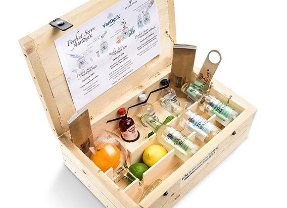 Van Dyck Gin & Tonic package
