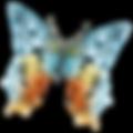 Watercolor Butterfly 13