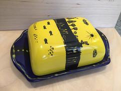 Yellow butter dish I..JPG