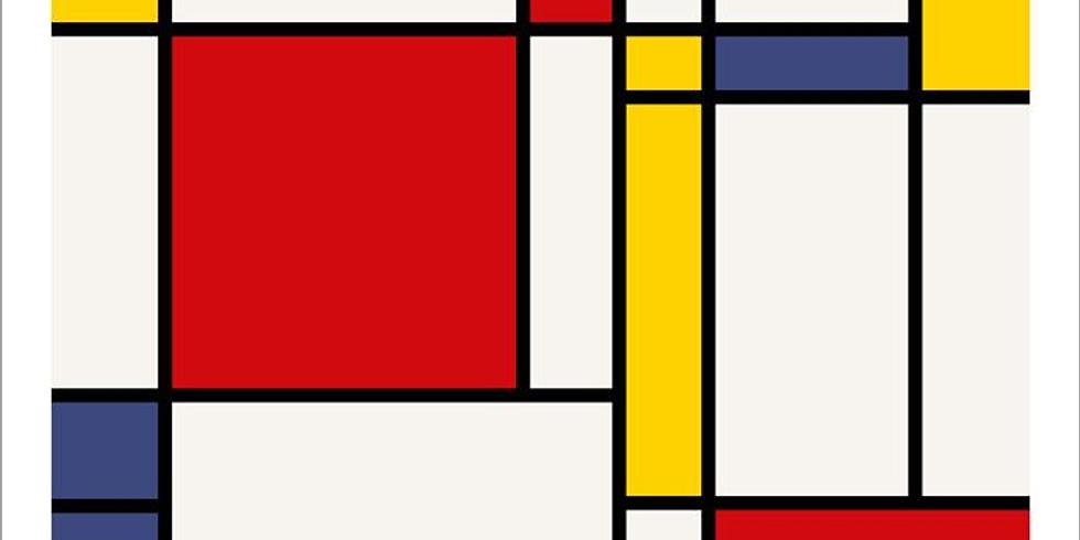 Know The Artist: Piet Mondrian
